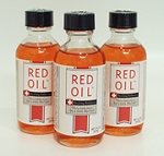 Red Oil Healing Solution 3 x 2oz Bottles (11.95ea) FREE SHIPPING!