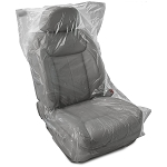 Disposable Economical Plastic Seat Covers