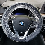 Large Disposable Steering Wheel Covers