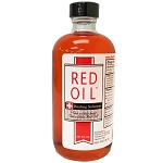 Red Oil Healing Solution (8 oz Bottle)