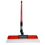 18 Inch Water Blade Long Handle Squeegee Kit