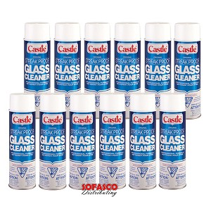 Best Price for Castle Glass Cleaner By the Case