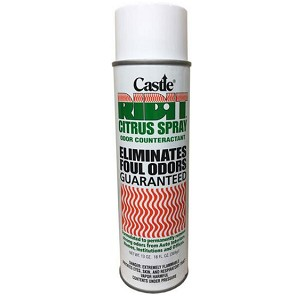Enzyme Odor Eliminator Spray Citrus